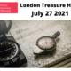 MBN UK London Treasure Hunt